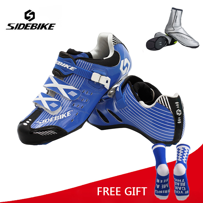 Sidebike Cycling Shoes Men Women Breathable Athletic Self-Lock Road Bike Shoes Bicycle Sneakers sapatilha ciclismo Racing Shoes wlring free shipping new throttle body for evo 4g63 70mm cnc intake manifold throttle body evo7 evo8 evo9 4g63 turbo wlr6948 page 3