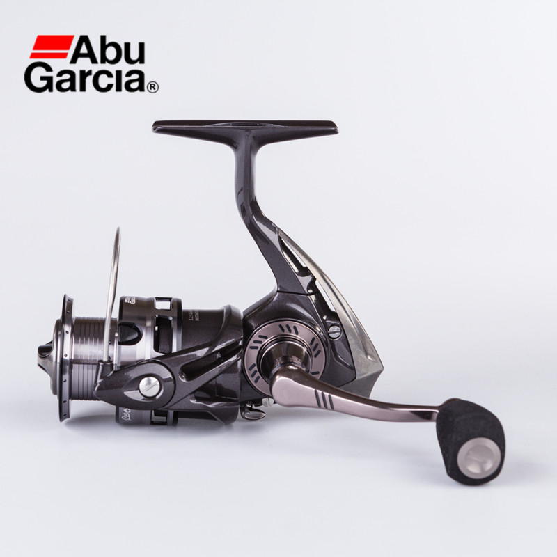 Abu Garcia REVO LT Spinning Reel 9+1BB 5.2:1/6.2:1 Drag 2kg/3kg Spinning Fishing Reel Lightweight High Performance Japan Style