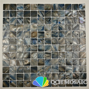 Freshwater shell mother of pearl mosaic tile for house decoration wall tile kitchen and bathroom decoration 1pcs