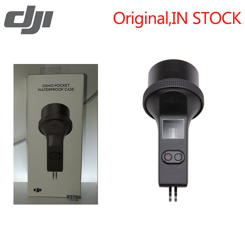 Original DJI OSMO Pocket Waterproof Case instock ship within 24 hours