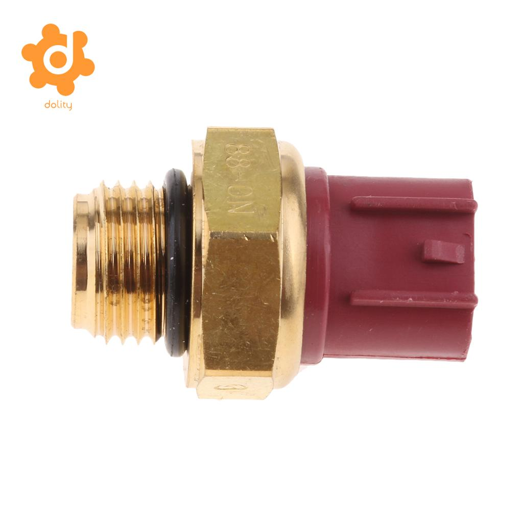Temperature Sensor Water Temp Sensor Thermo Switch Thermo Switch Replacement 7020-150600 Fits for CFMOTO CF800 X8 ATV