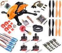 Carbon Fiber Robocat 270mm Quadcopter F3 Flight Controller RS2205 2300KV Motor Mini BLHeli S 20A 2