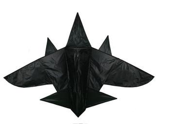Free shipping 10pcs/lot plane kite wholesale ripstop nylon kites for adults eagles kite line outdoor toys weifang albatross недорого