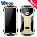 Original VKWorld Corona V8 1.64 ''Dual SIM 2G SmartPhone 4.9mm Teléfono de Auto-sanación Exterior Auto-Learing IR Blaster Podómetro FM