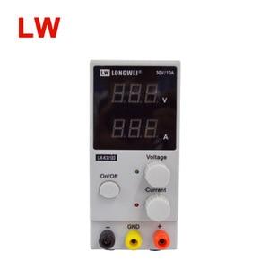 Image 2 - LW 3010D DC Power 110V 220V Miniปรับได้DC 0 ~ 30V 0 ~ 10A Switching Power Supply Lw3010dสวิทช์