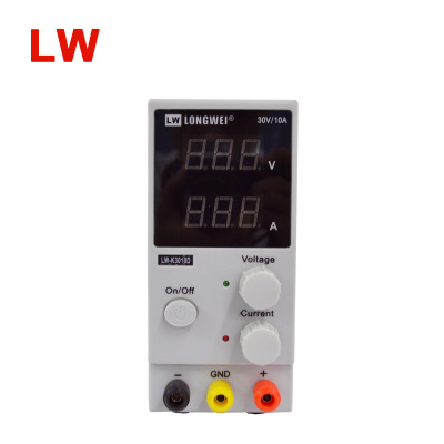 цена на LW-3010D DC power 110V 220V Mini Adjustable Digital DC power supply 0~30V 0~10A Switching Power supply certification US EU Plug