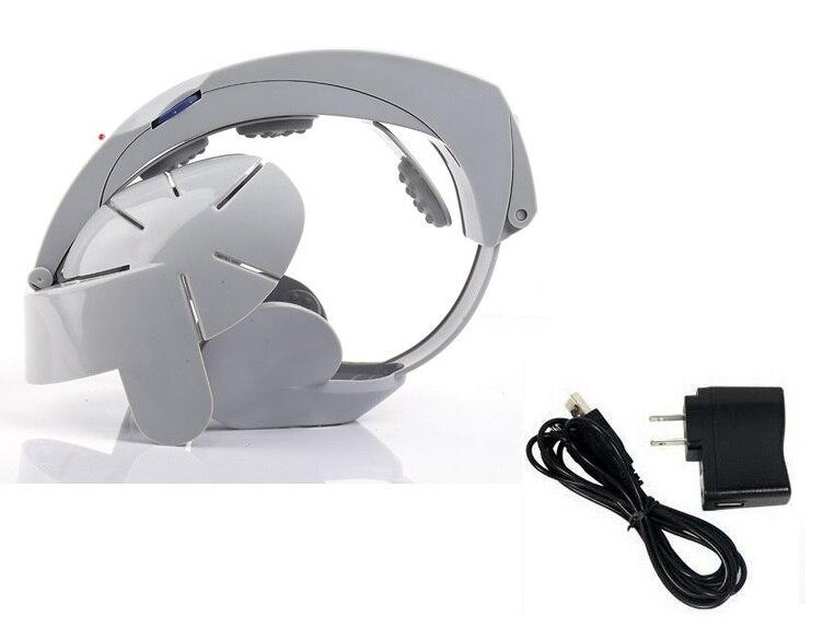 NºRelax puntos de acupuntura cabeza eléctrica masajeador para el ...