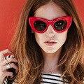 Butterfly Bold Rim 60s/70s Vintage Fashion Retro Women Gradient Lens SUNGLASSES Acetate Frame 97122 Oculos De Sol European Style