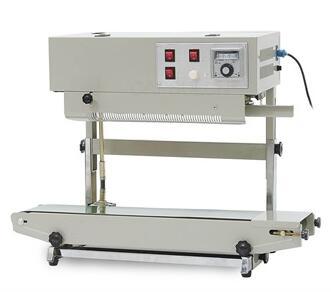 CapsulCN, FR-900V Continuous Band Sealer Plastic Bag Sealing Machine (110V/60HZ)  цены