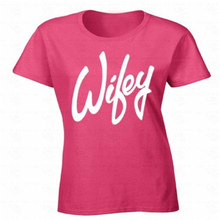 Wifey White WOMEN Mother's Day Gift
