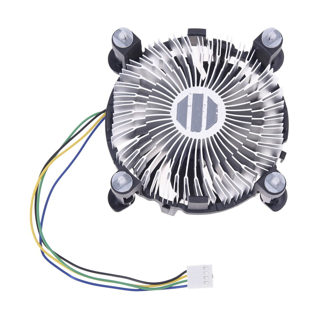 Heatsink CPU Cooling Fan Cooler for Intel Pentium 4 D 1u server computer copper radiator cooler cooling heatsink for intel lga 2011 active cooling