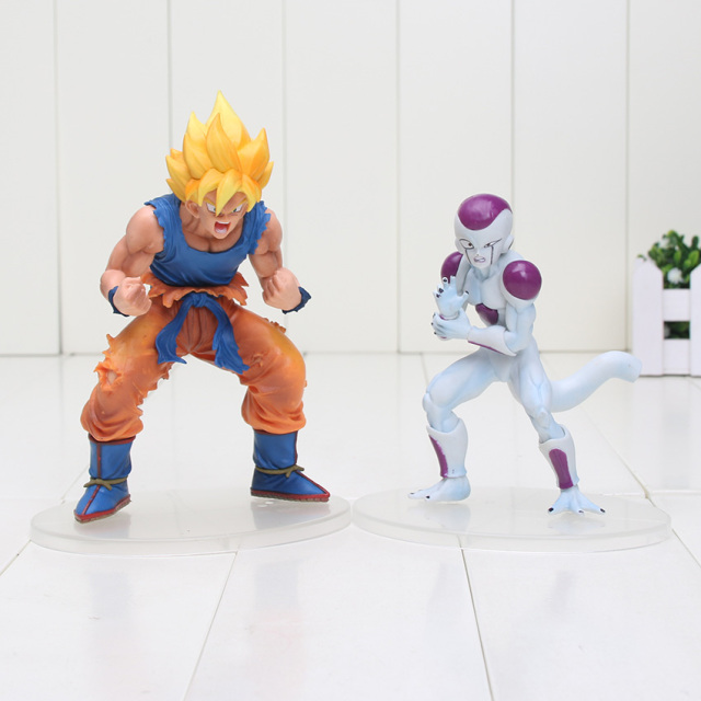 """Dragon Ball Z"" Action Figures (Vegeta, Trunks, SonGoku, Gohan, Cell, Frieza)"