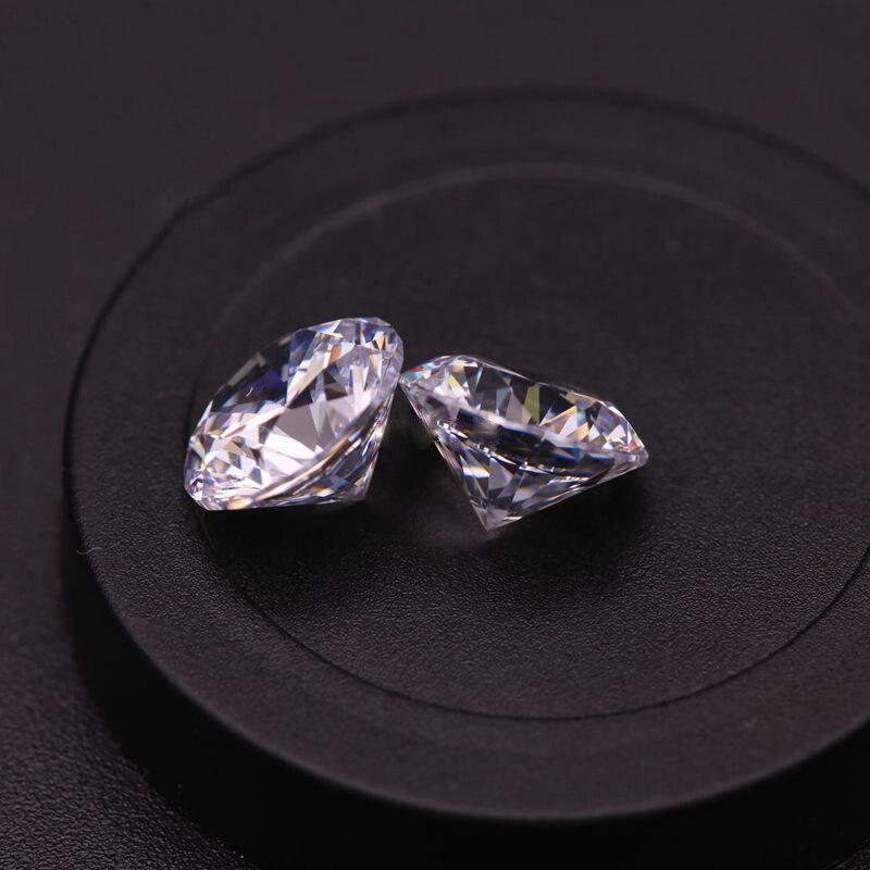 100pcs 3.5mm Shiny Cubic Zirconia Stone/ Loose CZ Stone /Synthetic Gems For Jewelry Nail Art Rhinestones DIY art stone art stone sar011