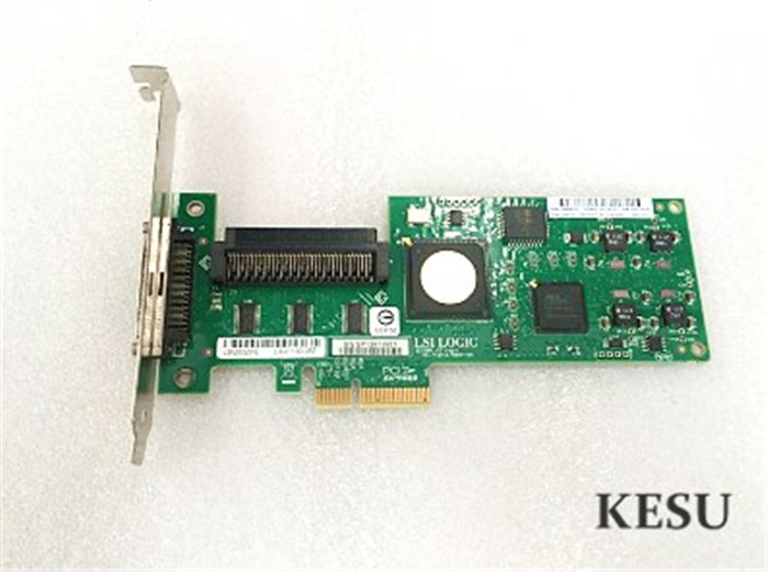 439946 001 439776 001 FOR HP LSI Ultra320 20320IE PCI e LSI20320IE SCSI HBA card