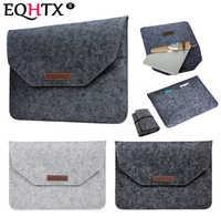 Pochette enveloppe sac étui pour Macbook Air 13 Pro Retina 11 12 13 15-housse d'ordinateur portable pour ordinateur portable Macbook Pro 13.3 pouces-EQHTX