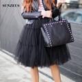 Jupon 3 Layers Tulle Short Black Underskirt Dance Skirt Girls Petticoats For Evening Dress Anagua BV-054