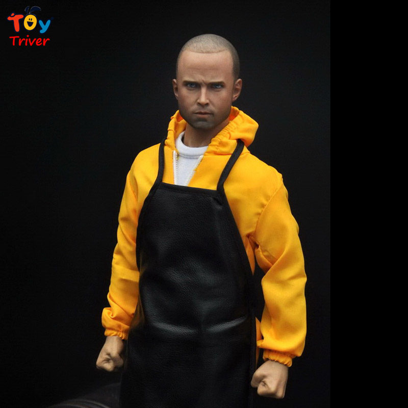 1/6 doll set Jessie Pinkman Breaking Bad Action Figure Box Set 12 Action Figure doll Toys soldier model Gift new hot 17cm avengers thor action figure toys collection christmas gift doll with box j h a c g