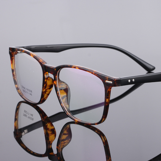 c489163647 TR90 Glasses Frame Clear Fashion Myopia Glasses Frame Men Optical  Eyeglasses Frame Women Prescription Glasses 08