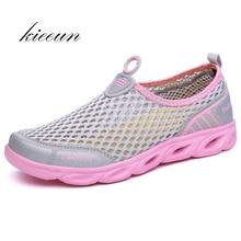KIEEUN Chaussures D'été Femmes Aqu ...