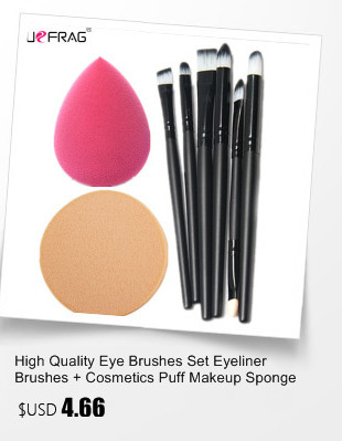 BLUEFRAG 10pcs brushes for makeup Foundation Power