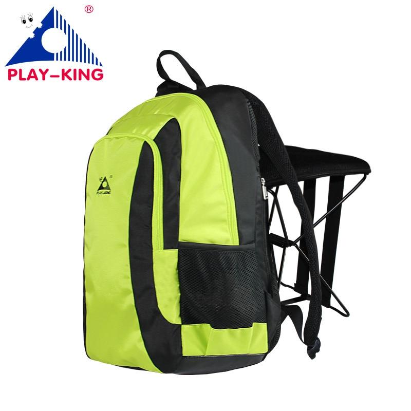 47L Outdoor fishing chair backpack hiking camping men's women's travel shoulder multifunctional large capacity fishing seat bag