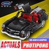 XingBao 03010 825Pcs Creative MOC Technic Series The Photpong Car Set Toys For Children Education Building