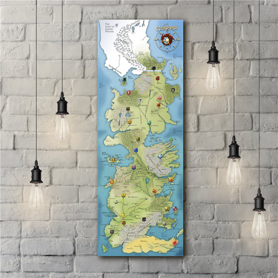 graphic about Printable Map of Westeros identified as Around the world shipping map sport of thrones in just NaBaRa On the net