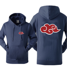 Naruto Uzumaki Red Cloud Harajuku Hoodie Sweatshirt