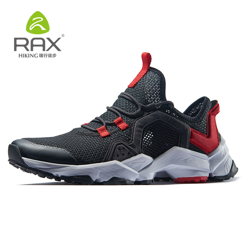 RAX Men Women Running Shoes Outdoor Sport Running Sneaker Breathable Trainers Jogging Men Sneakers Walking Athletic Shoes Men rax autumn men running shoes for women sneakers men outdoor walking sport athletic shoes zapatillas hombre 63 5c365