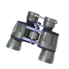 Качество бренда Открытый Бинокль 8×40 Водонепроницаемый Высокой Четкости BAK4 Призма Бинокулярный Телескоп для Пешего Туризма Охота Достопримечательности