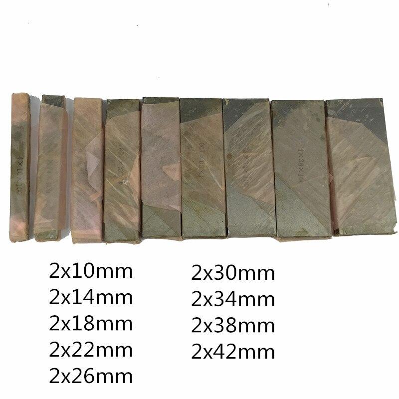 18 шт., 9 пар, 100x4 мм, закаленные параллельные инструменты, прецизионный параллельный набор, параллельный набор, параллельный набор: 0,005 мм