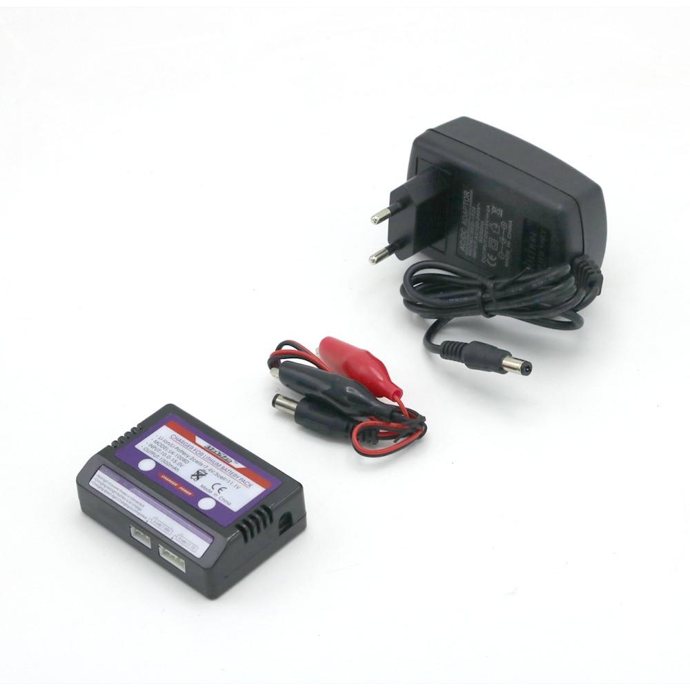 10 en 1 Balance Chargeant Adaptateur de Câble pour Chargeur de Drone RC
