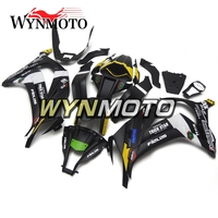 Complete Fairings For Kawasaki ZX 10R ZX10R 2011 2015 11 15 Year Injection ABS Plastics Body Kits Red Yellow Panels Bodywork New