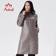 9aeaaab3bb79 2019 Do Sexo Feminino Inverno jaqueta De Algodão longo das mulheres para  baixo casaco Com Capuz