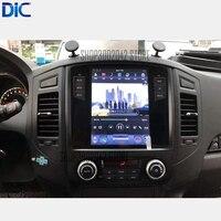 DLC android система навигация Универсальный плеер gps зеркальная Ссылка bluetooth Автомобильный Стайлинг аудио для Mitsubishi pajero 2008 2016