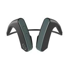 E1 Bluetooth V4.1 Esportes Condução Óssea Fone De Ouvido Sem Fio Fones De Ouvido Com Cancelamento de Ruído fone de Ouvido Música Baixo Handsfree Com Mic