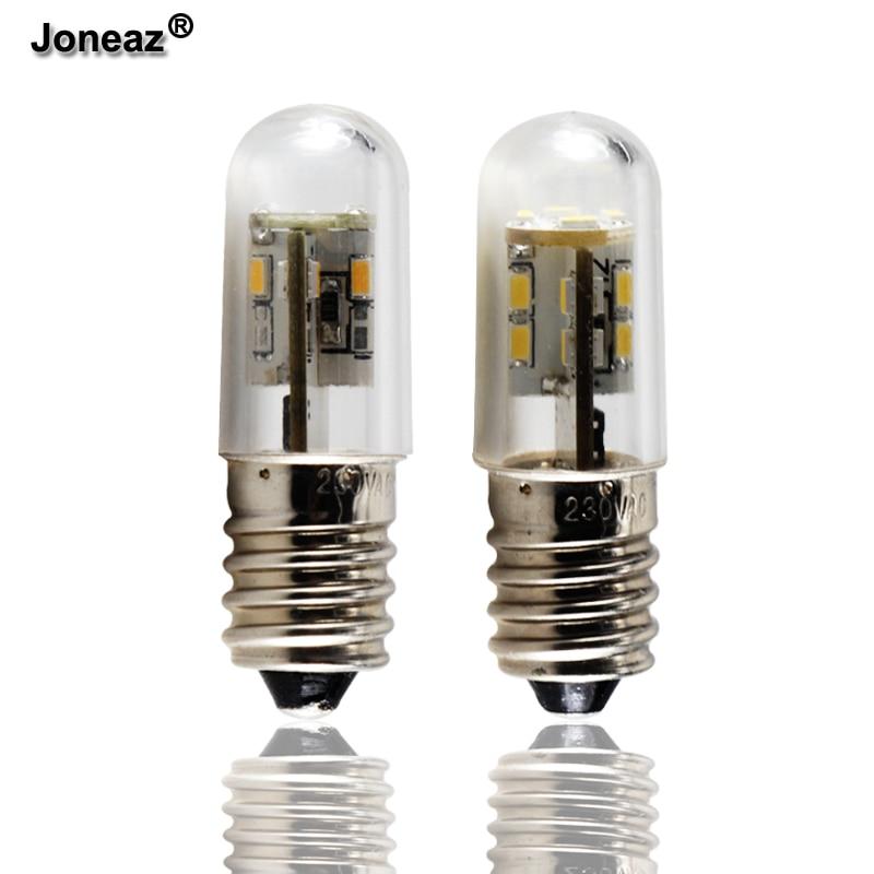 Lampadine led e14 1w 2w corn bulb 12 24 volt 110v 220v for Lampadine a led e14