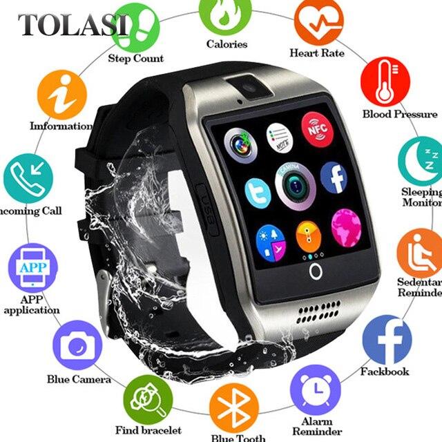 2019 homens mulheres esporte led relógios digital relógio de pulso homem relógio hodinky ceasuri relogio masculino para android telefone + caixa