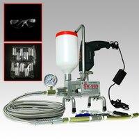 Prime Époxy Injection pompe à Mousse De Polyuréthane en acier tuyau À Distance COSTUME de réparation du béton la maison réparation des fissures