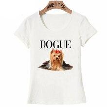 """Yorkshire Terrier """"Dogue"""" women's shirt"""