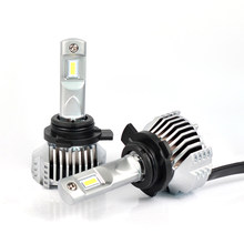P12 9012 5202 D1 H7 H4 H8 H13 HB3 H15 P13W HB4 PSX24W PSX26W 9003 9008 HB2 Car Led Headlight Bulb Headlamp New Style Auto Lamps(China)