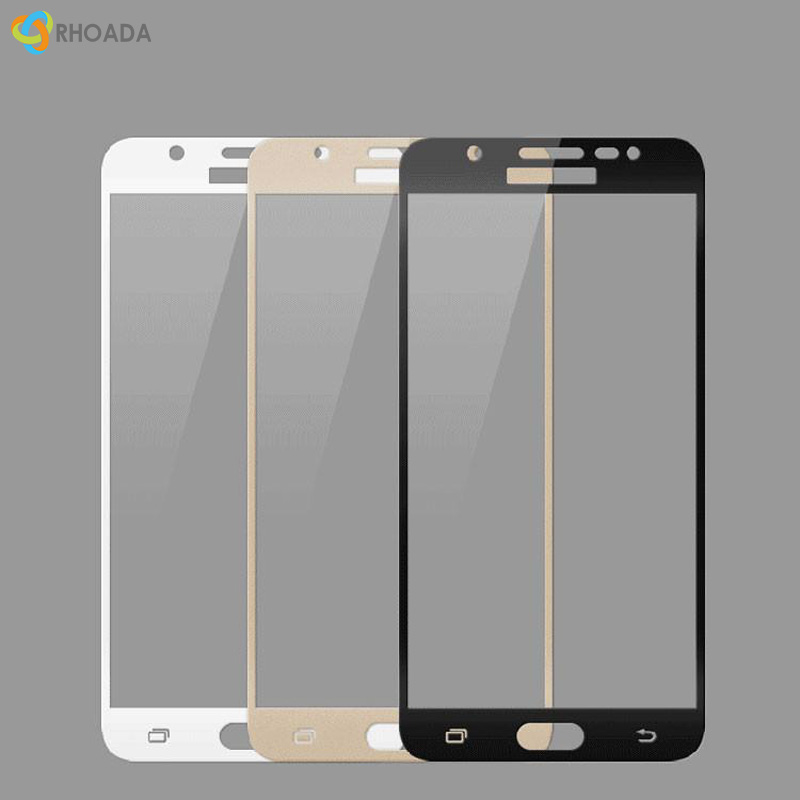 Beira 9H Full Coveage Tempered Glass For <font><b>Samsung</b></font> Galaxy J3 2017 SM-<font><b>J330FN</b></font> J330F J330G Screen Protector Film Sklo Anti-Scratch image