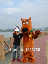 Scooby Doo mascot costume Scooby – Doo clothing dog mascot costume