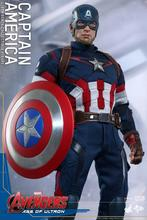 1/6 scale figure doll Marvel's The Avengers 2 Captain America with 2 heads 12″ Action figure doll Collectible Figure model toys