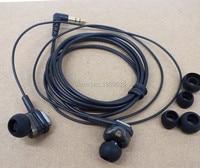 FXT90 dual Sistema de Altavoces auriculares MICRO unidad En Auriculares de Oído Deportes running Tapones para Los Oídos auriculares de música de ALTA FIDELIDAD de Sonido Transparente