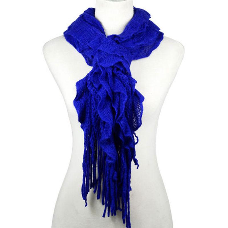 Aliexpress.com: Comprar AOLOSHOW cálido invierno lana hilado espesar ...