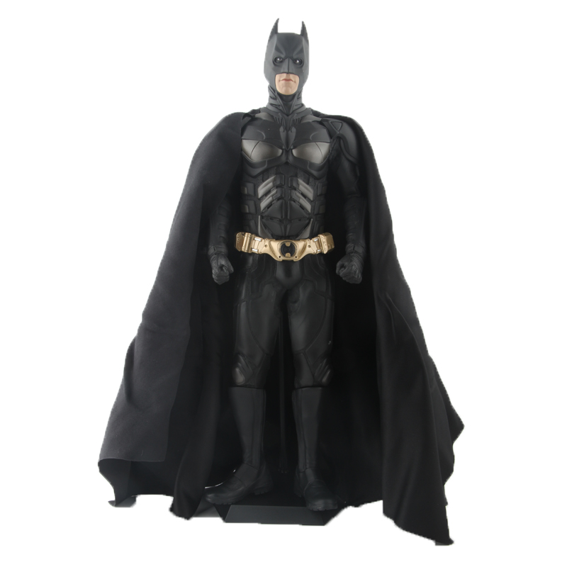 Crazy Toys DC Super Hero The Dark Knight Rises Batman Figures 1/4 Scale Collectible Figure 45cm 18