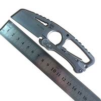 Folding Knife High Quality Pocket CPM 61 HRC S35VN Powder Steel Blade S35VN Handle Camping Knife
