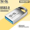 Suntrsi usb 3.0 pen drive 64 gb a prueba de agua usb flash drive 32 gb Pendrive Memoria USB de Alta Velocidad de alta Velocidad Mini USB Flash