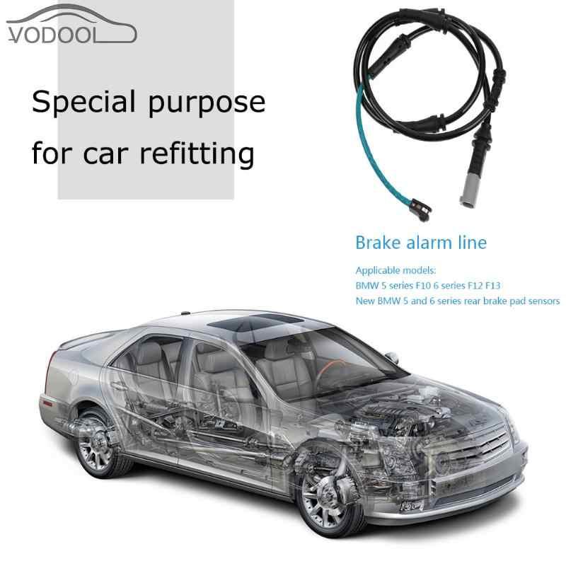 Automobiles Rear Brake Pad Sensor for BMW 5 Series F10/F10 LCI 6 Series F12 34356791962 Auto Car Accessories